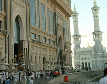 travel to Makkah