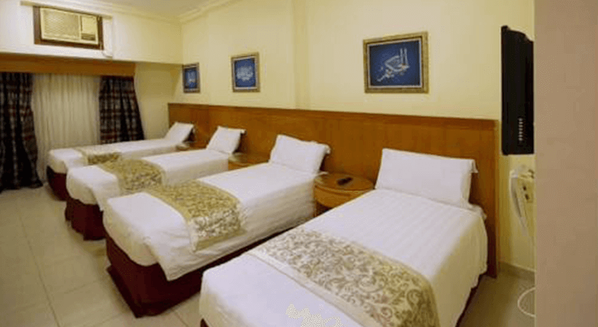 Dar Al Eiman Ajyad (Room Only)
