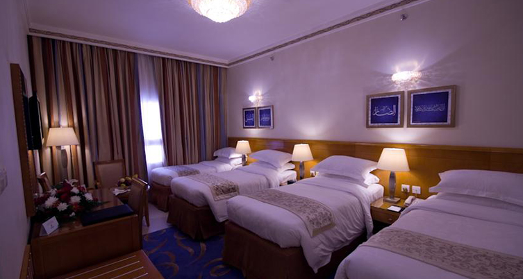Dar Al Eiman Grand Hotel Madinah