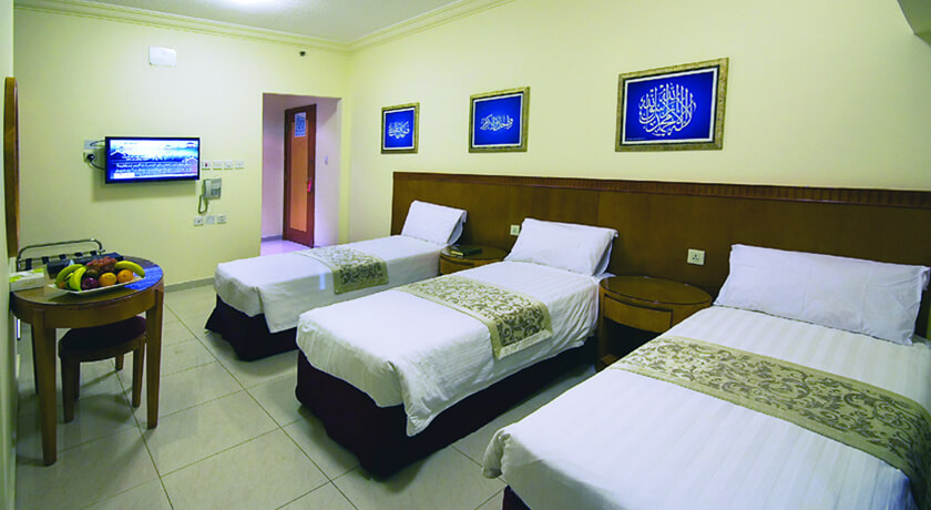 3* October Low Cost Umrah Package