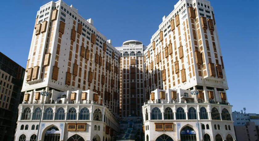 5 Star Umrah 7 Nights