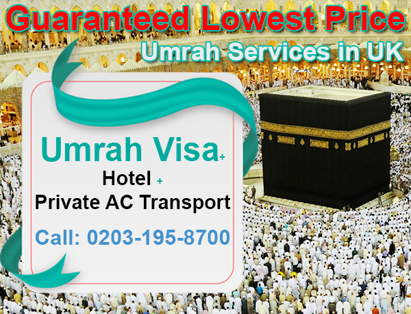 Cost Of Umrah Visa Fees 2019 2020: Umrah Visa Cost In 2018-2019 And Requirements For UK